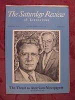 Saturday Review June 30 1945 THOMAS A. BAILEY R. E. WOLSELEY