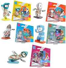 Official London 2012 Olympic Mascot Wenlock Collectable Mini Sports Figures New