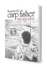 New Kevin Nash Memoirs Of A Carp Fisher - The Demon Eye - Fishing Book (T1020)