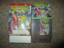 Battletoads & Double Dragon Ultimate Team (Nintendo NES) Complete in Box FAIR
