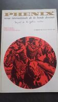 Rivista Internazionale Della Filo Fumetti Phenix 1970 N° 15 Be
