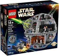 75159 LEGO STAR WARS DEATH STAR MORTE NERA 4016 PEZZI