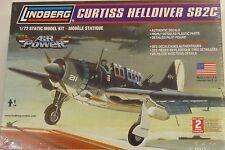 Lindberg 1/72 Curtiss Helldiver SB2C Model Kit 70522 New