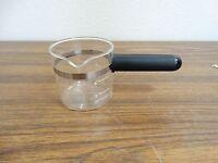 Universal 4 Cup Carafe Pot Replacement Part Espresso Machine  Krups & Mr. Coffee
