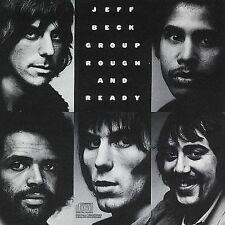 Rough and Ready by Jeff Beck/Jeff Beck Group (CD, Mar-1989, Epic)