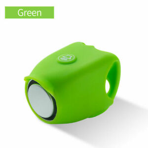 Cycling Bike Bicycle Electric Horn Bicycle Handlebar Ring Bell 120db Loud Safety