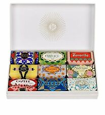 Claus Porto Gift Box Deco Collection Set Of 9 Mini Soaps, 50g each