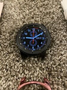 Samsung Gear S3 Frontier LTE T-Mobile Smartwatch IOS or Android
