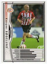 figurina CARD WCCF EUROPEAN CLUB 2004/05 PANINI NEW 99 PSV EINDHOVEN BOGELUND