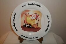 Erika Oller More Chocolate Please Plate by House of Prill Funny 2000