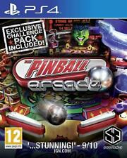Pinball Arcade PS4 Free Shipping with Tracking number New from Japan