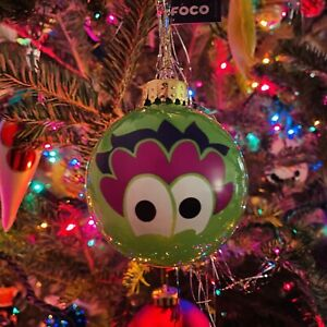 NEW Philadelphia Phillies Mascot Phanatic Glass Ball Christmas Ornament