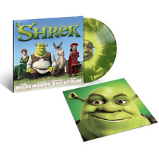Shrek - Music From The Original Motion Picture (Swamp Green color vinyl)