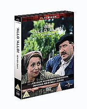 Allo Allo Complete Series 3 & 4 BBC Official Boxset DVD Classic British Comedy