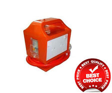 Builders Portable Double Pole Double Power Point + Safety Switch Approved