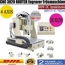 4ASSE 3020T Incisore CNC Engraver Macchina Incisione per Metallo legno Desktop