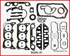 Engine Full Gasket Set ENGINETECH, INC. B204L-81