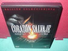 CORAZON SALVAJE - DAVID LYNCH - NICOLAS CAGE - dvd