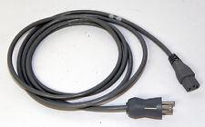 Interpower 86610810 Hospital grade Power cord computer medical equipment 120V 3m