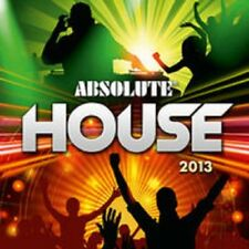 "Various Artists - ""Absolute House 2013"" - 2013 - CD Album"