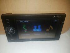 Pioneer AVIC-F500BT Advanced Multimedia GPS Navigation System Works Fine