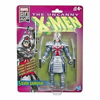 PRE SALE! X-Men Retro Marvel Legends 6-Inch Silver Samurai Action Fig by Hasbro