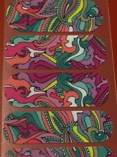 Jamberry Half Sheet - Pickled Paisley - Retired