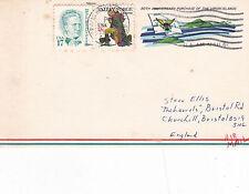 GRAND Rapids USA 1990 a Bristol Regno Unito cartolina in buonissima condizione