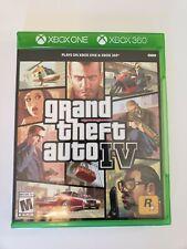 New listing Grand Theft Auto Iv: (Microsoft Xbox One or Xbox 360, 2017) (Cp1062580) Gta 4