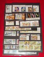 JERSEY MINT STAMPS SETS (MNH) CYL & DESIGN SELVEDGES / DEFINITIVES / TO PAY