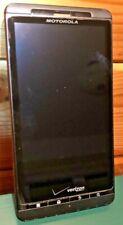 Motorola Droid X MB810 Android Smartphones for Verizon