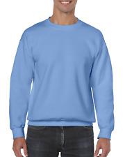 Gildan Men's Heavy Blend Crewneck Sweatshirt - Large - Carolina Blue