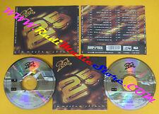 BOX 2 CD POOH 25 la nostra storia 1990 italy CGD 9031730532(Xi4)no lp mc vhs dvd