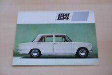 216764) Fiat 124 Prospekt 196?