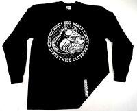 STREETWISE DOGGY DOG WORLD Long Sleeve T-shirt Urban Streetwear Men Tee New