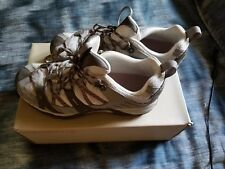 Merrell Hiking Shoes Siren Sport Elephant Pink Gray Vibram Womens Size 9