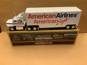 "Matchbox Convoy  CY- 109 Ford Transporter ""American Eagle"" See Description"