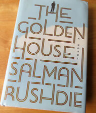 The Golden House Salman Rushdie A Novel Book First Edition 2017