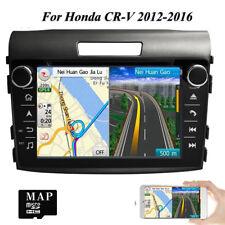 For Honda CRV 2012 2013 2014 2015 2016 2DIN Stereo Car DVD Player GPS Navi Radio