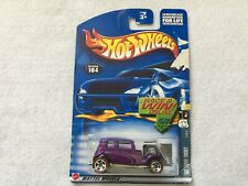 32 Ford Vicky Collector #104        Hot Wheels - Damaged Card