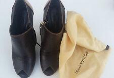 Bown Louis Vuitton  Leather shoes size euro 37 1/2