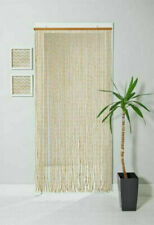 BAMBOO DOOR CURTAIN WOODEN HOME ACCESSORY SCREEN BLIND 90 X 200 CM GIFT