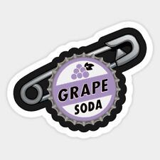 Adventure is Out There Up Movie Grape Soda Vinyl Decal Sticker Laptop Car