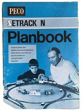 Model Railway N Gauge Track Plan Booklets