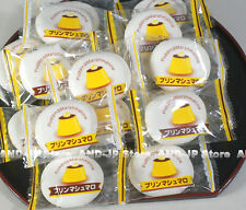 Sweet Custard pudding Cream Marshmallow 1 bag 110g Japanese dagashi Candy