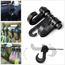 HOT Car Seat Back Clips Auto Fastener Clip Car Hanger Holder Hook for Bag Purse