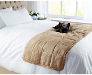 Waterproof Quilted Pet Furniture Protector Sofa Bed Caravan Dog Cat Blanket