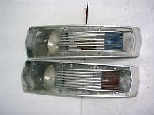 VINTAGE 1958  1959 1960 1961 BOAT HEADLIGHTS WITH PORT + STARBOARD LIGHTS L@@K!