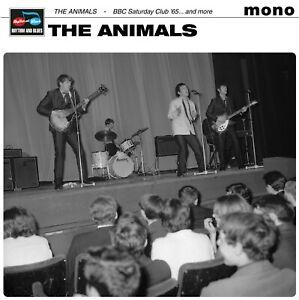 THE ANIMALS  BBC Saturday Club '65 LP 1960s Records