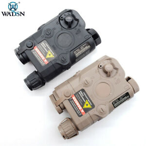 WADSN Tactical PEQ15 Green/Red Laser And White Light Function Battery Box
